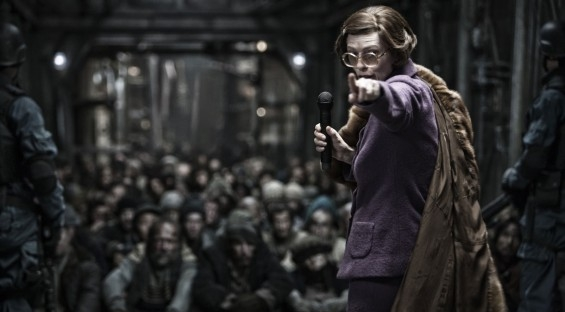 Screening of SNOWPIERCER at Theatres at Canal Place