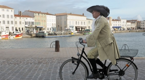 FF Festival: Bicycling With Moliere