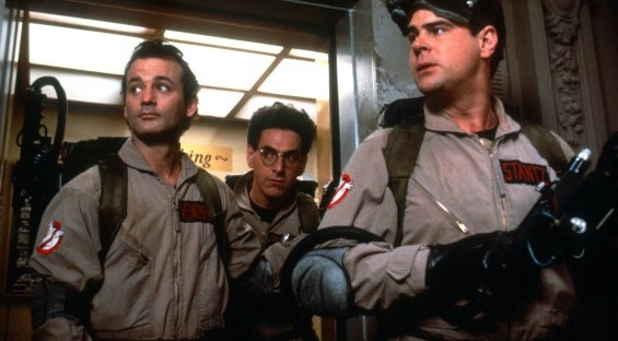 Moonlight Movies: Ghostbusters