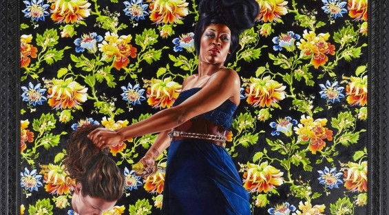Kehinde Wiley: An Economy of Grace at the Contemporary Arts Center