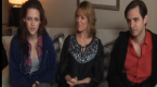 The Cake Eaters Interview with Kristen Stewart, Aaron Stanford and Mary Stuart Masterson Part 2